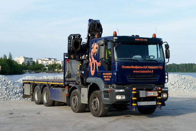 IVECO AT 340 T44 8X4
